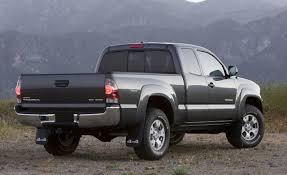 2010 Toyota Tacoma Review, Spec With Pictures