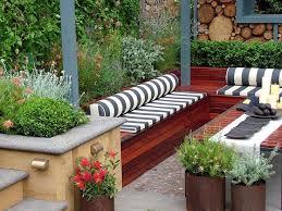 Small Picture Contemporary garden design Ideas and Tips