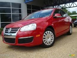2007 Salsa Red Volkswagen Jetta 2.5 Sedan #35353934 | GTCarLot.com ...