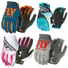 Details About Fly Racing Ultralite Kart Gloves Karting Driver Child To Adult Lightweight