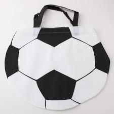 サッカーグッズ雑貨 サッカーボール型オリジナルトートバック