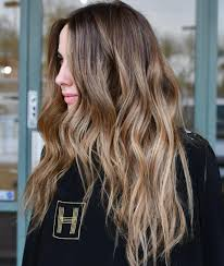 Light Brown Roots Dark Brown Hair 50 Ideas Of Light Brown Hair With Highlights For 2020 Hair