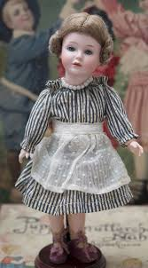 "11 1/2"" (29 cm.) Antique Exceptional German Bisque Character Known as  ""Wendy"", 2033, by Bahr & Proschild for Bruno… | Vintage dolls, Antique  dolls, Victorian dolls"