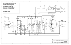 schematics carlsbro cs40 cs50 top amp · circuit diagram cobra 90 pg 2