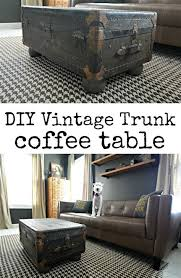 turn old chest into coffee table 17 best