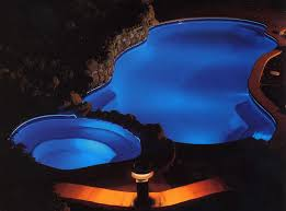 Ground Pool Lights Design Designing Ground Pool