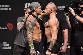 LIVE, McGregor vs Poirier LIVE NOW goes ...