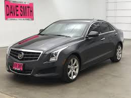 2016 cadillac ats vehicle photo in kellogg id 83837