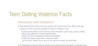 Teen Dating Violence ParentLink   University of Missouri