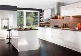 modern white gloss kitchen cabinets luxury high gloss white kitchen cabinets tjihome