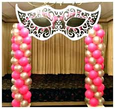 masquerade party favors photo 1 of sweet decorations diy
