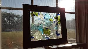 broken glass mosaic tutorial