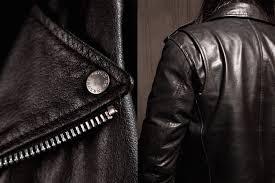nezumi studios johnny leather jacket perfecto style cool details