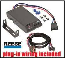 reese brake control wiring diagram wiring diagram and schematic pod brake control for 1 2 axle trailers reese trailer brake controller wiring diagram