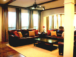 great what color curtain go with grey wall and brown furniture full size of living room