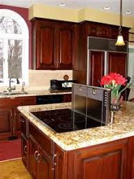 island cooktop vent. Perfect Vent Interesting Way Of Getting Rid An Overhead Vent  Throughout Island Cooktop Vent L
