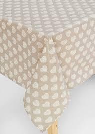 table cloth.
