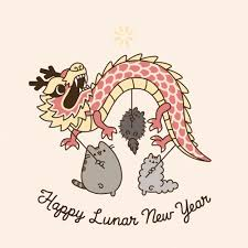 The perfect happynewyear 2021 chinese animated gif for your conversation. Happy Lunar New Year 2019 Lost In A Reverie