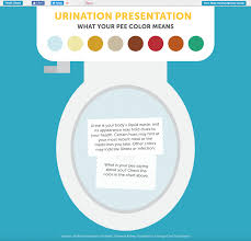 Toddler Urine Colour Chart Infographic What Your Pee Color Means Penn State Pro