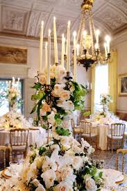 Art Deco Wedding Centerpieces 298 Best Candle Wedding Centerpieces Images On Pinterest