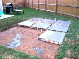 how to build a brick patio fascinating how to build a patio deck backyard patio build