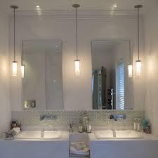 hanging a bathroom mirror home design ideas and pendant lighting for bathroom