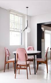 stylish pink dining room chairs precious kitchen dining room ideas pink dining room chairs designs