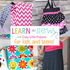Sewing Machine Patterns For Kids