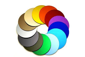 Euromir Acrylic Mirror Colour Chart Cb Work In 2019
