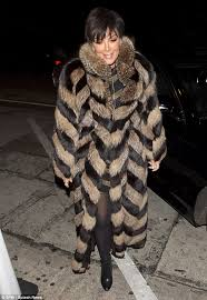 showstopping the keeping up with the kardashians matriarch made sure to stand out from the