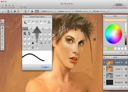 screenshot 1 for mybrushes