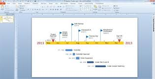 How To Create A Template In Powerpoint 2010 Timeline Powerpoint Templates Free Ppt Templates