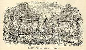 the slave trade and its effects on early america writework slave transport in africa depicted in a 19th century engraving