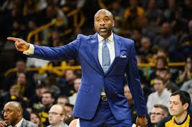 Report: Iowa Basketball's Andrew Francis to Leave Program - Black Heart  Gold Pants