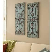 adelaide wall plaque set of 2 on rectangular wooden wall art with wood art wood wall art wood wall decor kirklands