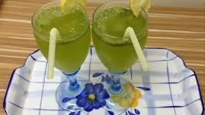 mint margarita drink famous recipe how to make mint margarita at home