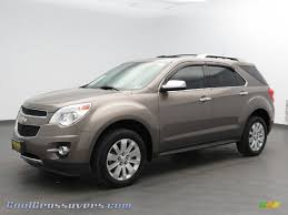 2010 Chevrolet Equinox LTZ in Mocha Steel Metallic - 249477 | Cool ...