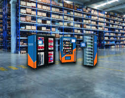 Ppe Vending Machine Price Fascinating PPE Vending Machines Keep Construction Workers Safe