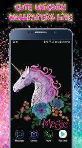 Cute Unicorn Wallpapers Live ...