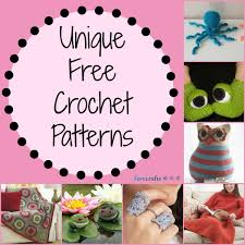 Free Crochet Pattern Amazing Decorating