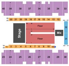 El Paso Coliseum Seating Chart El Paso County Coliseum Seating Chart El Paso