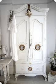 white wood wardrobe armoire shabby chic bedroom. Find This Pin And More On Cabinet/Cupboard - Shabby Style. White Wood Wardrobe Armoire Chic Bedroom