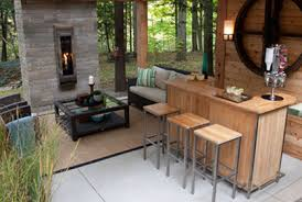 home patio bar. Prepossessing Outdoor Patio Bar Ideas For Interior Home Designing U