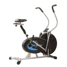 fan exercise bike. body rider upright fan exercise bike - view number 3 y