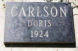 Doris Carlson (1924-1924) - Find A Grave Memorial