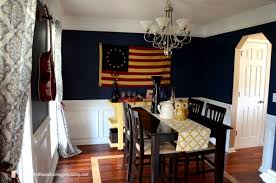 Small Picture Americana Home Decor And This Dining Room Ideas Americana Decor