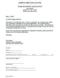Job Letter From Employer Confirming Employment Seeker Green Card Visas Visitor Medical Insurance Sample Employment