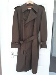 dior trench coat vintage