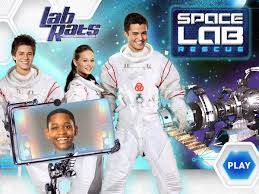 Small Picture Lab Rats Space Lab Rescue Disney LOL