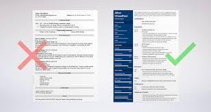 Sample Resume For Web Designer Web Designer Resume Sample And Complete Guide [24 Examples] 4
